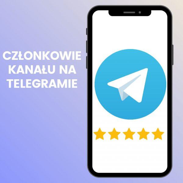 CZLONKOWIE TELEGRAM